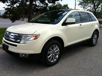 2007 FORD EDGE SEL PLUS AWD - LEATHER|PANORAMIC|CLEAN CAR-PROOF