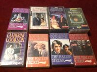 VHS videos Catherine Cookson & Jane Eyre