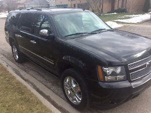 2011 Chevrolet Suburban LTZ Top of the line Mint condition