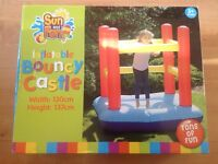 NEW bouncy castle, never opened,