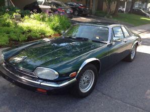 Jaguar XJS 1984