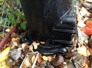 Antique wood stove Gatineau Ottawa / Gatineau Area image 3