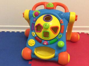 Baby's activity walker