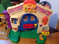 Porte fisher price interactive
