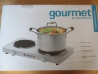 Gourmet double boiling ring