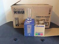 Arcoroc islande shot glasses 60ml, classic straight sided