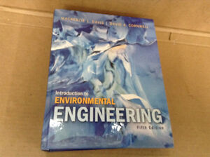 Introduction to Environmental Engineering Hardcover – Jan 31 201