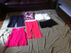 Assorted Woman's Active Wear (sizes 12-14)