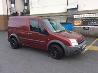2004 FORD TRANSIT CONNECT 118k LONG MOT TOW BAR VERY GOOD RUNNER READY TO WORK