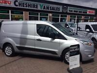 14 REG TRANSIT CONNECT 210 TREND NEW SHAPE L2 LWB 200 VANS IN STOCK OPEN 7 DAYS