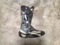 Motorcross boots size10