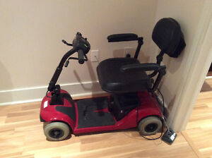 Scooter, mobility