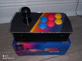 NEW HD Retro Arcade Games Console 10 Button Arcade Stick
