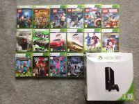 Xbox 360 e 4gb 2013 model