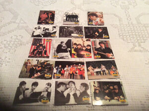 Cartes des Beatles