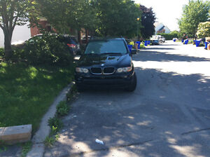 2005 BMW X5 Leather seats, New suspensions SUV, Crossover