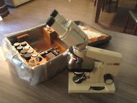 Scientific Microscope