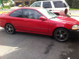 1998 Honda Civic Si Coupe (2 door) - MUST SELL ASAP