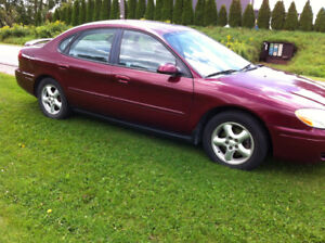 2006Ford Taurus SEL Sedan,E-Tested,18200 KM.Runs/ look very good
