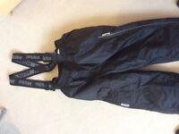 Weise Motorbike waterproof over trousers