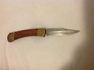 """Knife ,,,,,,,,,4"""" blade"""