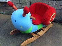 M&P Baby 'Snail' Rocker