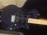 REDUCED PRICE - Godin Electric Guitar + Leather Case