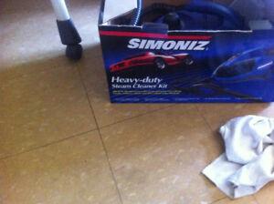 Simoniz heavy duty steam cleaner