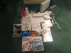 Wii, Wii fit and accessories