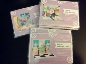 -Pop up MOTHERS DAY Greeting Cards-
