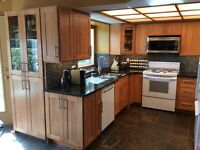 Cowry Cabinets everything on sale! Come today for a new kitchen