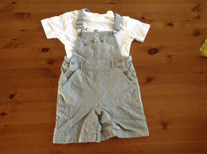 Size 2 Shorts/Overalls
