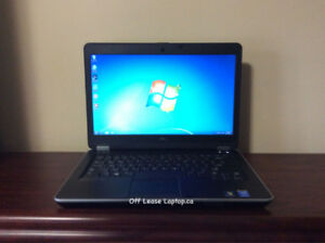 Dell Latitude E6440 Core i5 Laptop, Webcam, Win 7, 90 Day Wty