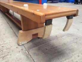 Timber balance bench 07520A00AA