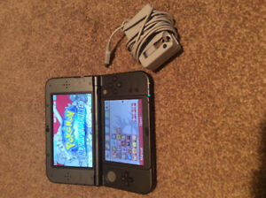 Selling Nintendo 3DSxl with 16 games (15 are digital downloads)