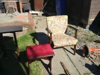 Parker chair good condition and very comfortable
