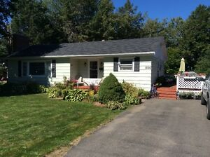 PRICE REDUCTION 3 or 4 bed 2 bath renovated bungalow kentville