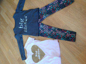 Carter's big sister outfit