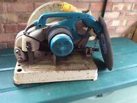 Makita steel disc cutter