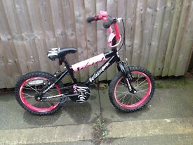 Concept wicked child's BMX bicycle