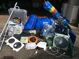 Reduced ****Brand new camping equipment ****