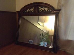 Brand-new Dresser mirror 46*46inches $15