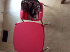 Evenflo High Chair 3-in-1