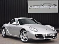 2010 Porsche Cayman 2.9 ( 987 Gen 2 ) 6 Speed Man Sports Tailpipes +' S ' Wheels