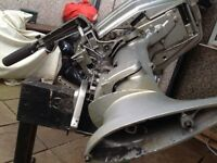 Outboard engine service repair restoration