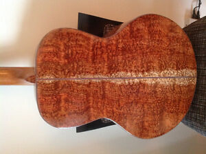 Hand made, Left Handed Steel String Guitar Peterborough Peterborough Area image 2