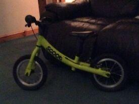 Scoot bike