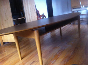coffee table basse excellent condition, like new