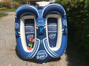 Two Person Tube and New Rope