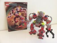 LEGO Life on Mars, Recon Mech - 100% Complete